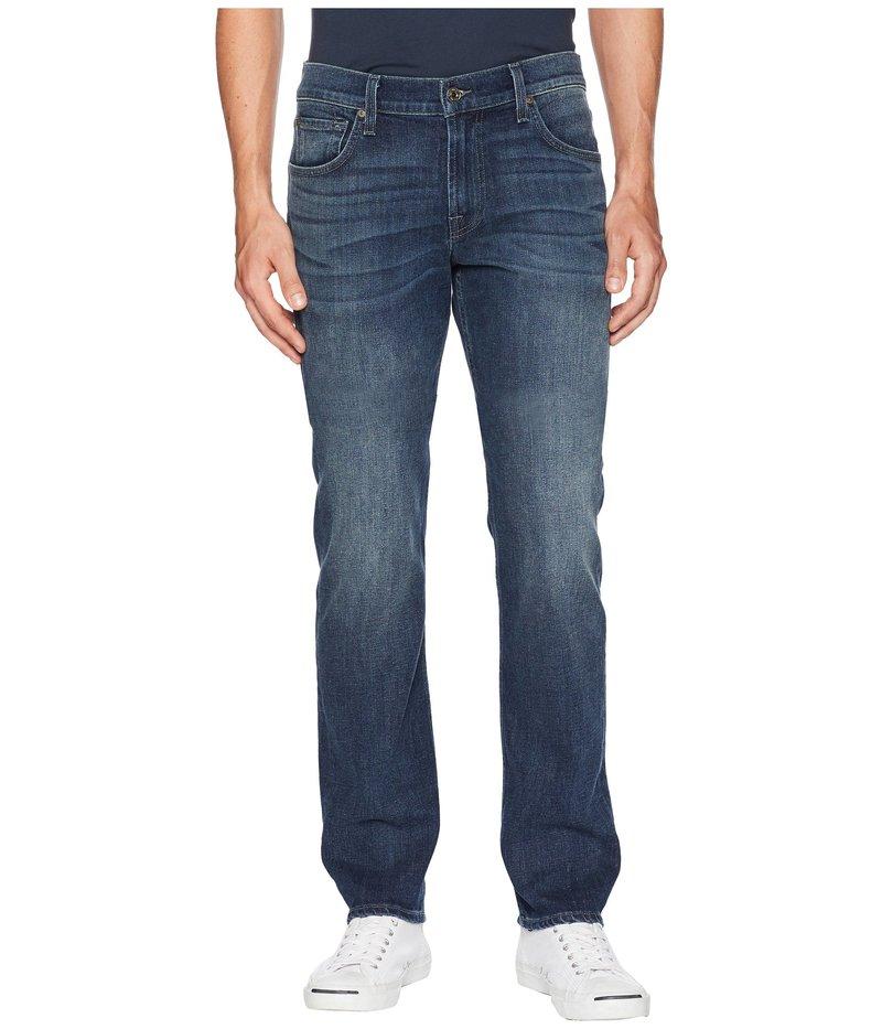 セブンフォーオールマンカインド メンズ デニムパンツ ボトムス Standard Classic Straight Leg in Untouchable Untouchable
