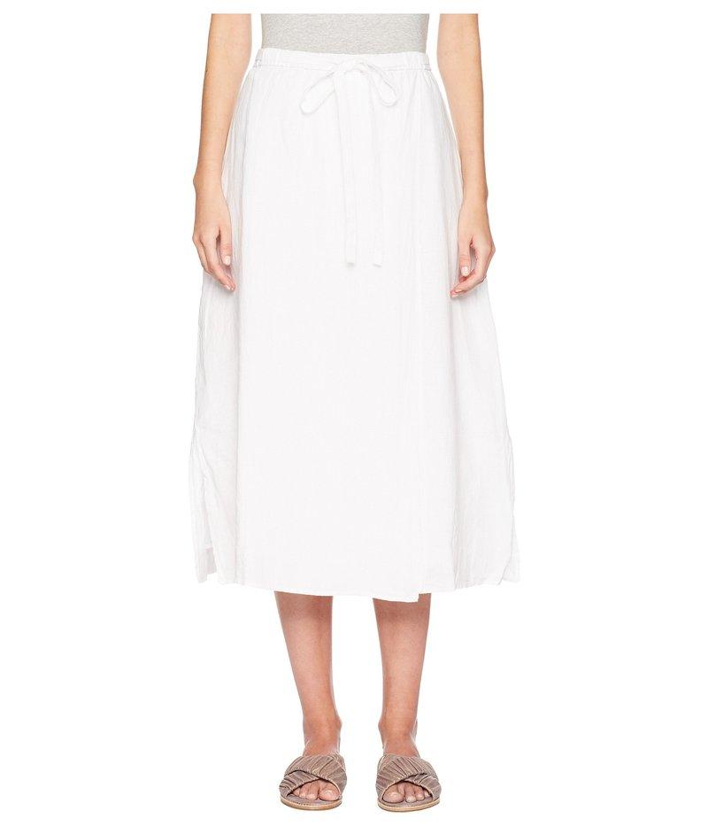 エイリーンフィッシャー レディース スカート ボトムス Wrap F/L Skirt White