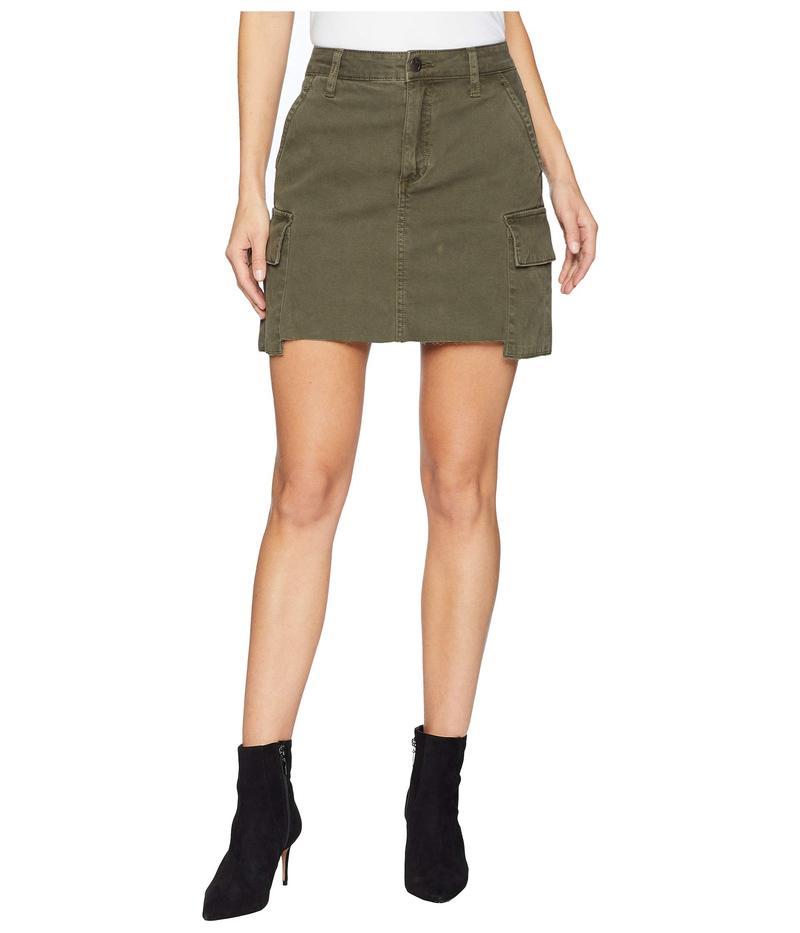 ジョーズジーンズ レディース スカート ボトムス Army Skirt in Forest Floor Forest Floor