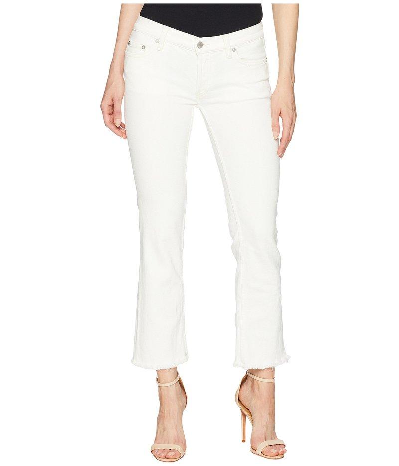 フリーピープル レディース デニムパンツ ボトムス Austen Straight Leg Jeans - White White