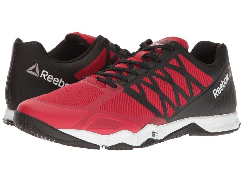 リーボック メンズ スニーカー シューズ Crossfit Speed TR Excellent Red/Black/White/Pewter