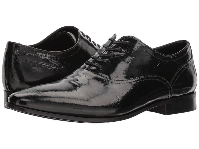 アルド メンズ オックスフォード シューズ Sernaglia Black Leather