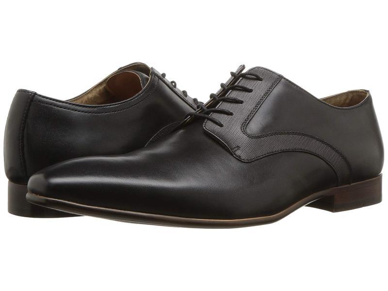 アルド メンズ オックスフォード シューズ Nydaviel Black Leather