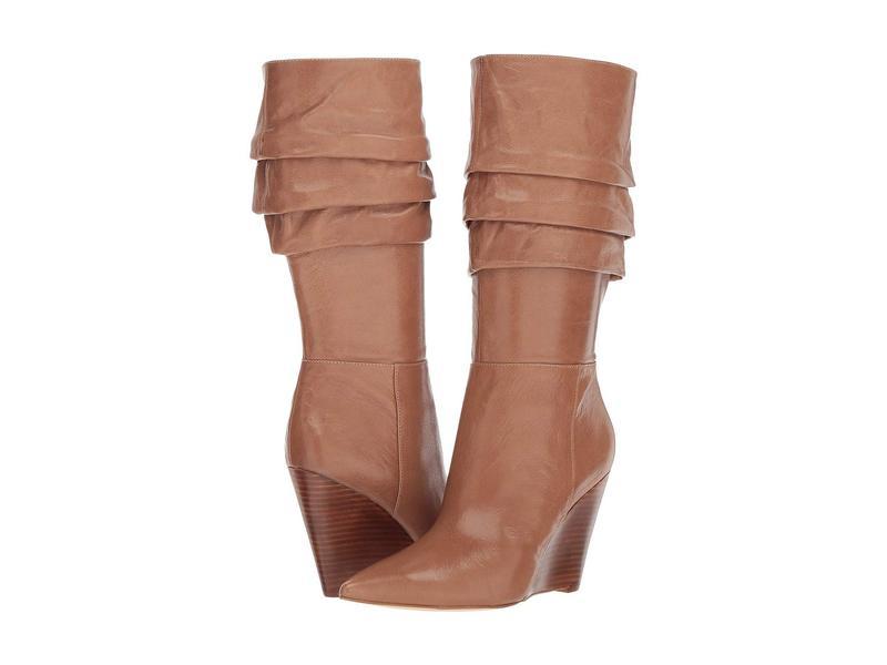 ナインウェスト レディース ブーツ・レインブーツ シューズ Vernese Light Brown Leather