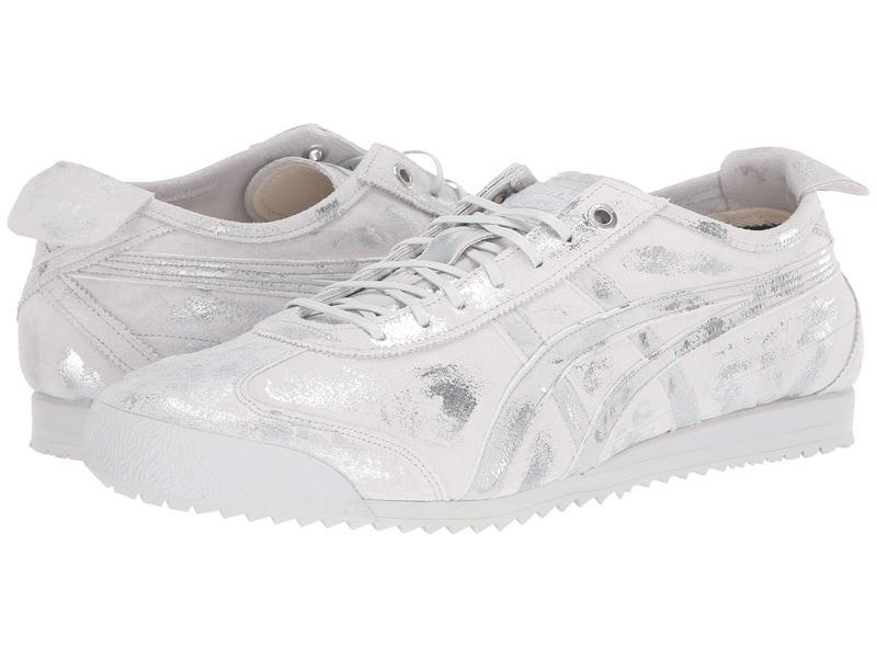 big sale ea64e ed2f9 Onitsuka tiger men sneakers shoes Mexico 66? SD Glacier Grey/Silver