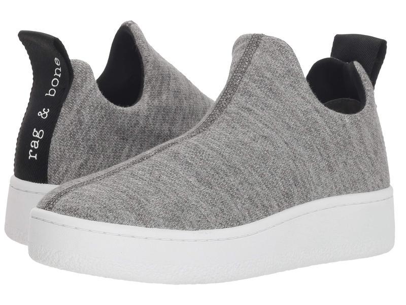 ラグアンドボーン レディース スニーカー シューズ レディース Orion スニーカー Knit Sneaker Melange Grey Melange, e-きものレンタル:8191cb73 --- sunward.msk.ru