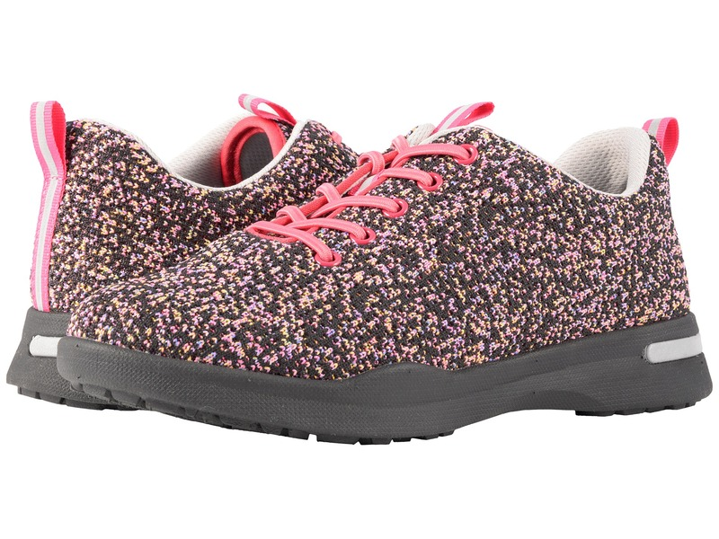 ソフトウォーク レディース スニーカー シューズ Sampson Pink Multi Knit