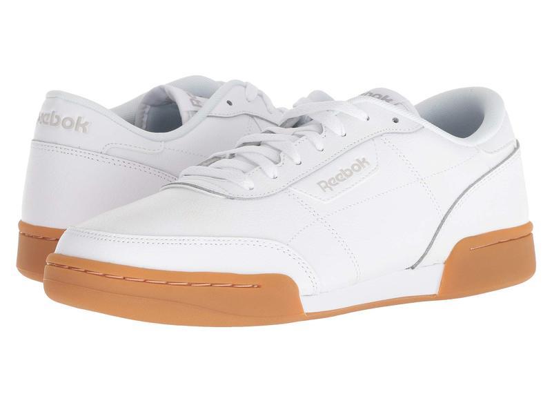 リーボック メンズ スニーカー シューズ Royal Heredis White/Steel/Gum