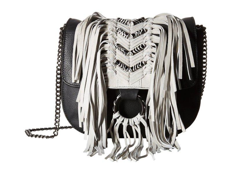 サムエデルマン レディース ハンドバッグ バッグ Donna Flap w/ Beads Black