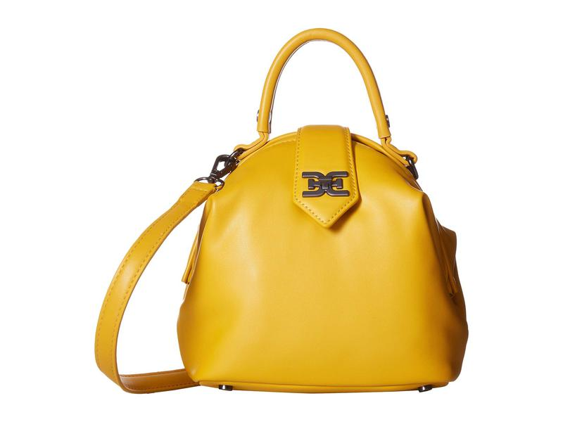サムエデルマン レディース ハンドバッグ バッグ Teegan Mini Self Frame Bag Tuscan Yellow