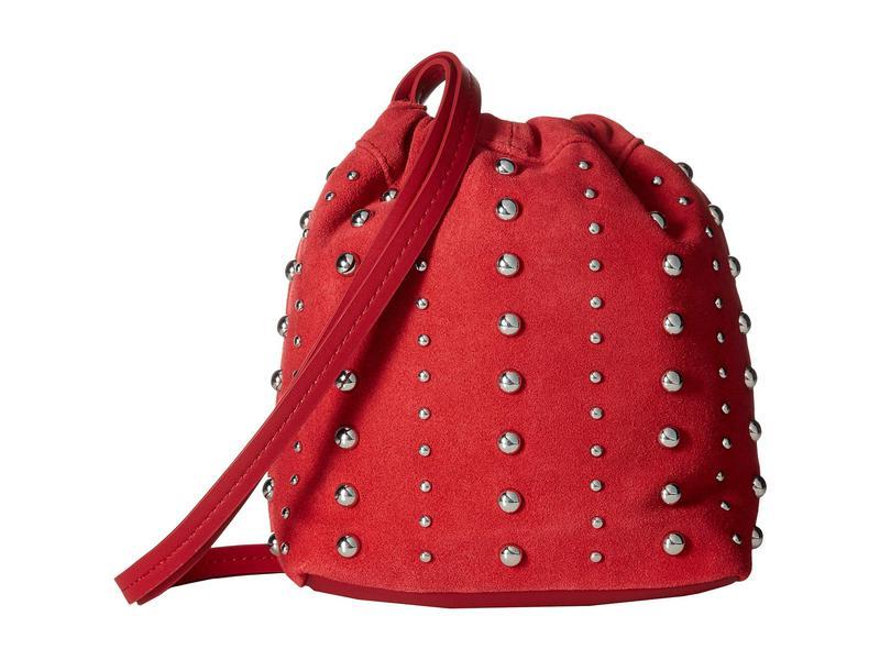 サムエデルマン レディース ハンドバッグ バッグ Savile Shoulder Bag Red
