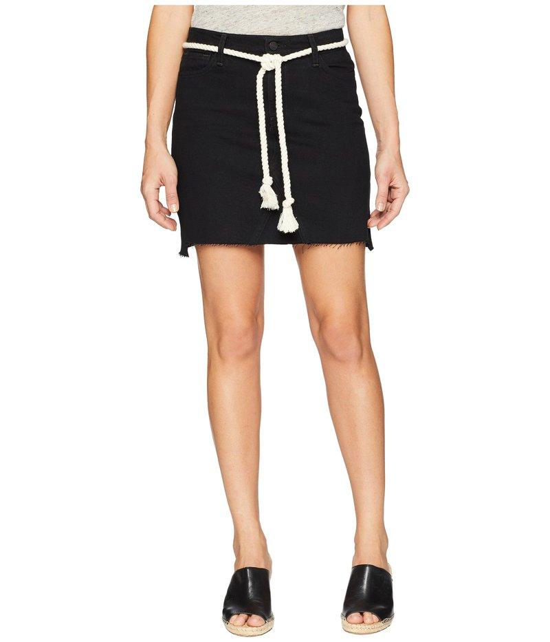 サンクチュアリー レディース スカート ボトムス Summer's Best Denim Skirt Black