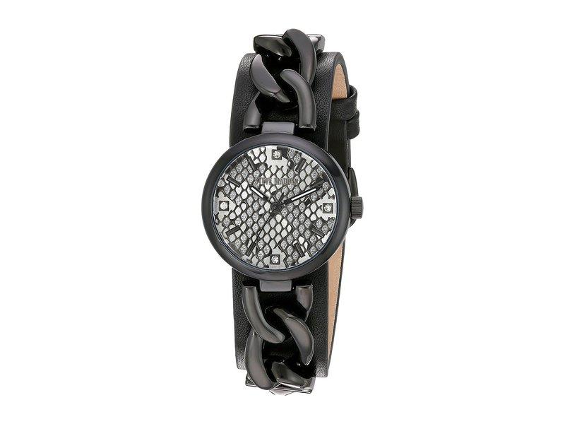 スティーブ マデン メンズ 腕時計 アクセサリー SMW049 Black/Gold