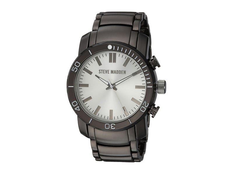 スティーブ マデン レディース 腕時計 アクセサリー SMW096GU Gunmetal