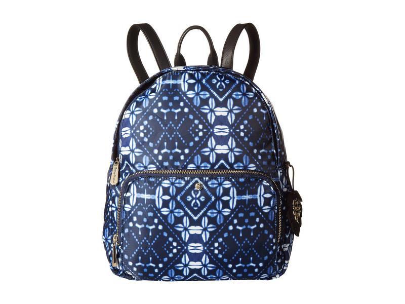 トッミーバハマ レディース バックパック・リュックサック バッグ Siesta Key Zip Backpack Indie Coco Ocean Deep