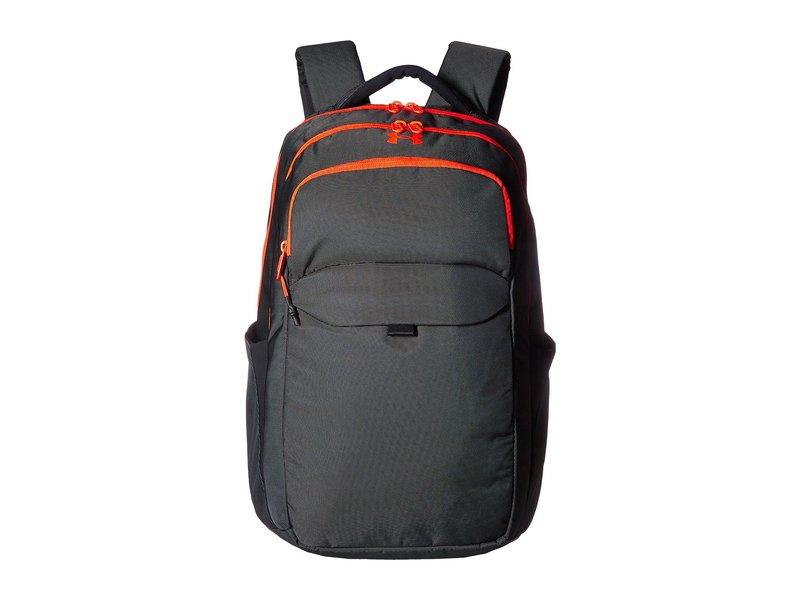 アンダーアーマー レディース バックパック・リュックサック バッグ UA On Balance Backpack Black/Marathon Red/Marathon Red