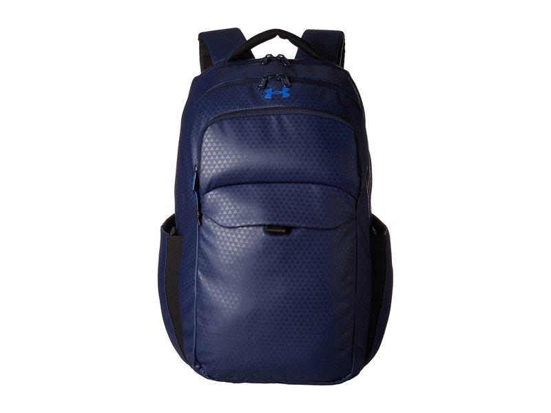 アンダーアーマー レディース バックパック・リュックサック バッグ UA On Balance Backpack Midnight Navy/Lapis Blue/Lapis Blue