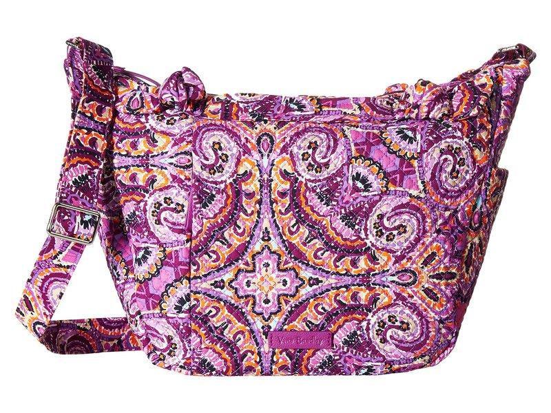 ベラブラッドリー レディース ハンドバッグ バッグ Hadley On The Go Satchel Dream Tapestry