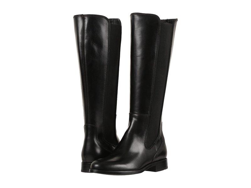 ウルヴァリン レディース ブーツ・レインブーツ シューズ Darcy Black Leather
