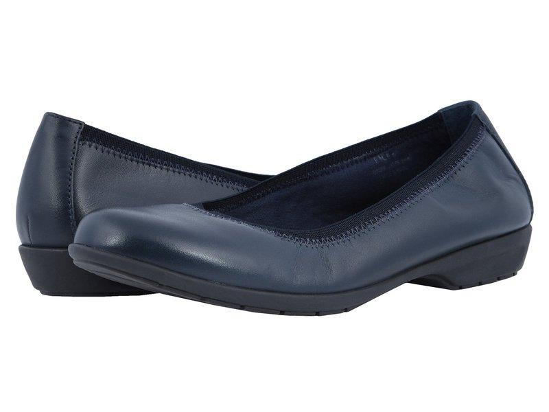 ウォーキング クレイドル レディース サンダル シューズ Foley Navy Leather