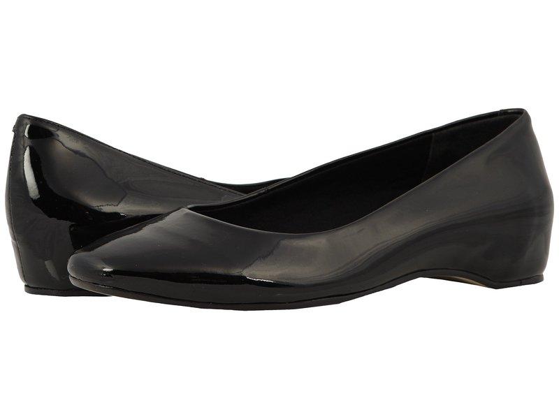 ウォーキング クレイドル レディース サンダル シューズ Pisces Black Patent