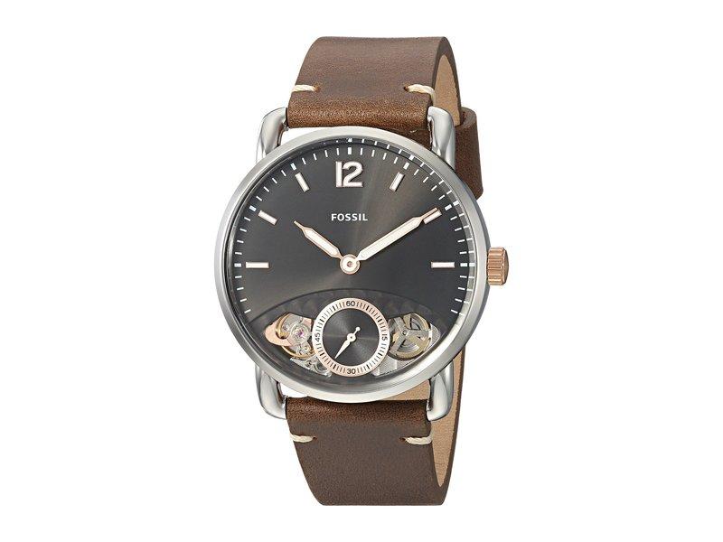 フォッシル メンズ 腕時計 アクセサリー The Commuter Twist - ME1165 Brown