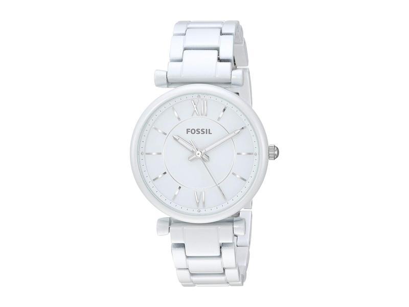 フォッシル レディース 腕時計 アクセサリー Carlie - ES4401 White