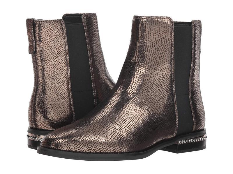 フランコサルト レディース ブーツ・レインブーツ シューズ Racine Copper Scorpion Metallic Leather