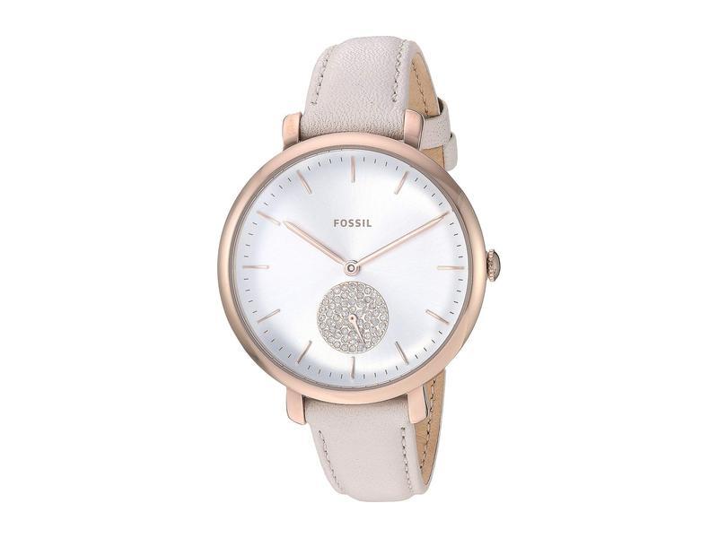 フォッシル レディース 腕時計 アクセサリー Jacqueline - ES4471 White