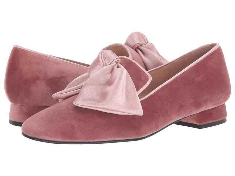 【一部予約販売】 フレンチソール Church レディース スリッポン・ローファー シューズ Loafer Church Loafer Pink Dusty Pink Velvet, 吉谷農芸:c112cad8 --- tringlobal.org