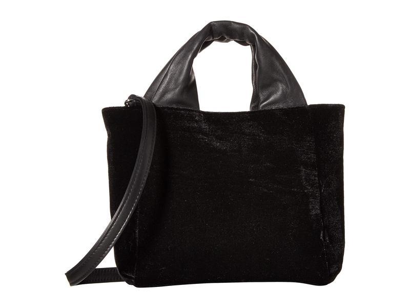 ハットアタック レディース ハンドバッグ バッグ Mini Fall Bag with Crossbody Black