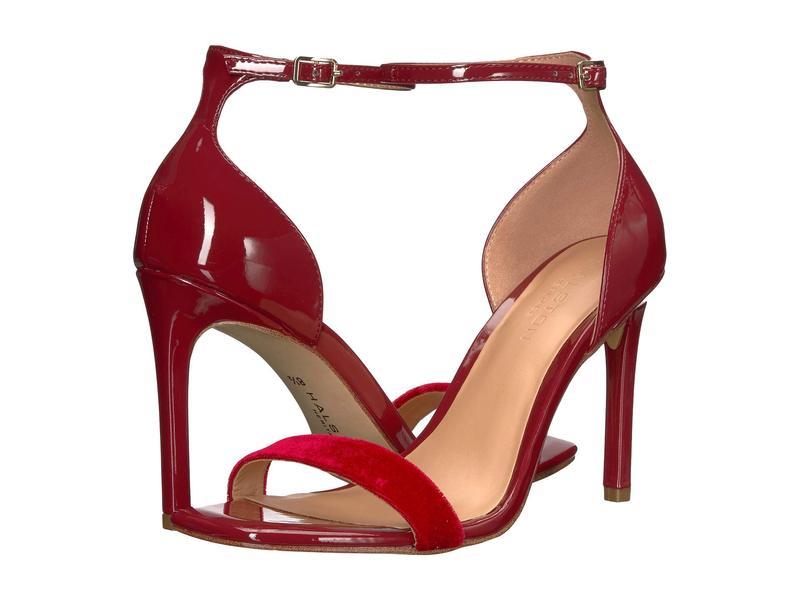 ハルストンヘリテージ レディース ヒール シューズ Myra Heels Cranberry Patent