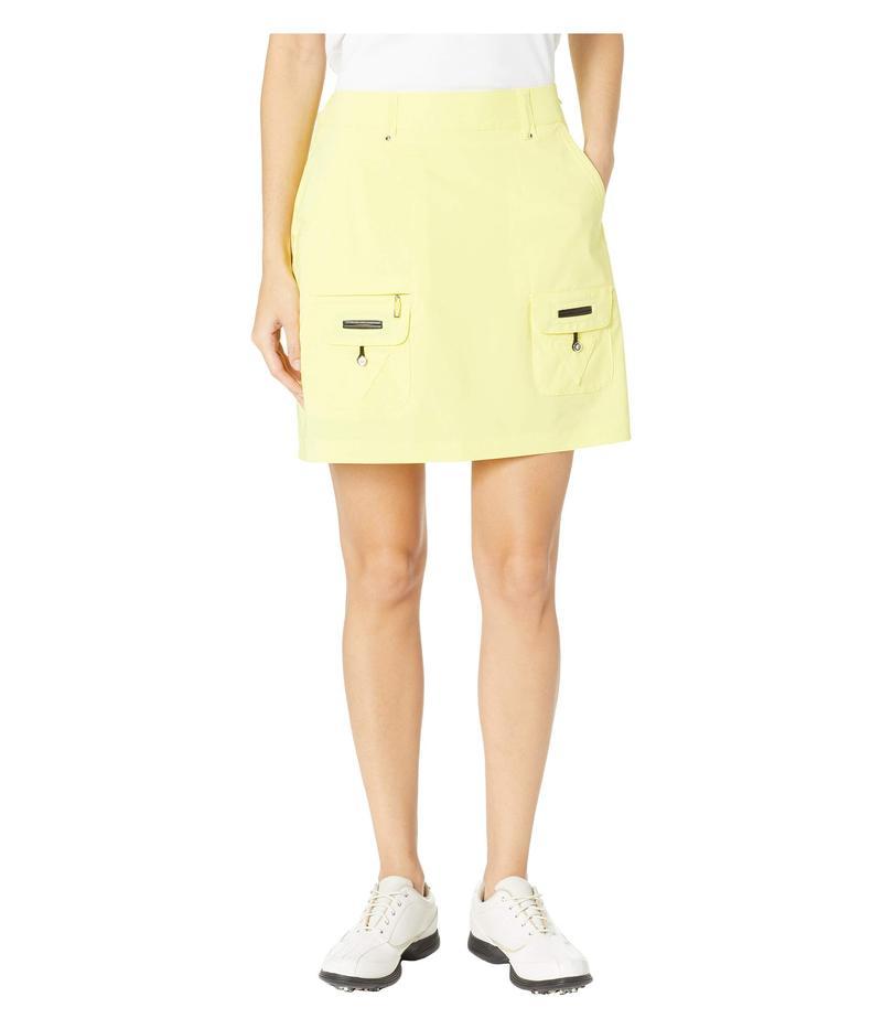 ジャイミーサドック レディース スカート ボトムス Airwear Lightweight Skort Bannarama Yellow