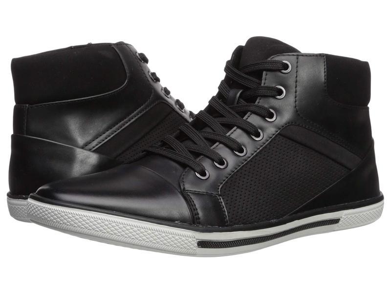 ケネスコール メンズ スニーカー シューズ Crown Sneaker E Black