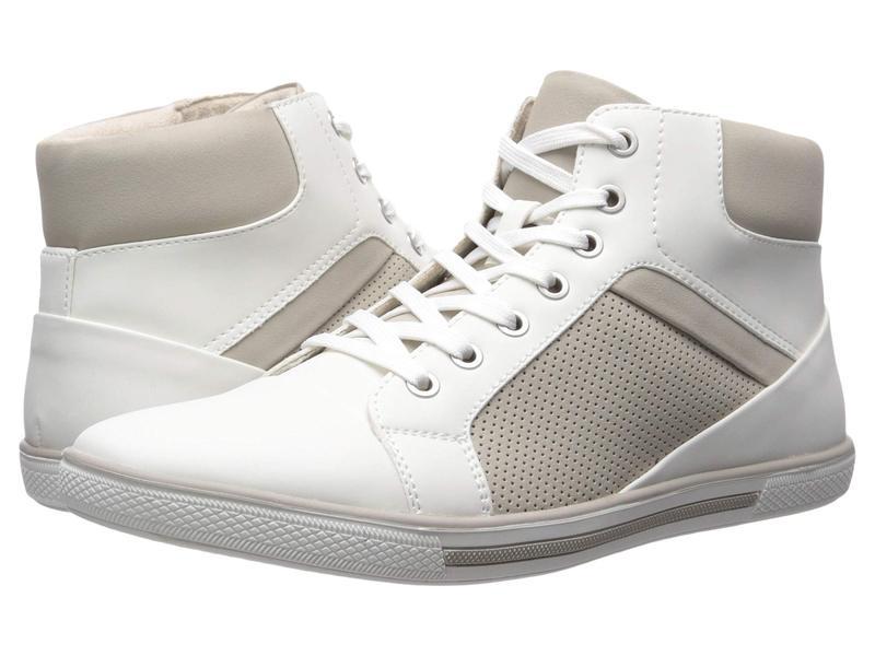 ケネスコール メンズ スニーカー シューズ Crown Sneaker E White