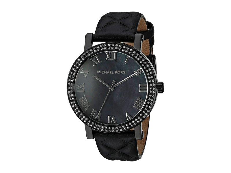 マイケルコース レディース 腕時計 アクセサリー MK2620 - Norie Black