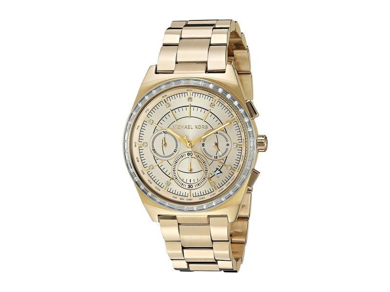 マイケルコース レディース 腕時計 アクセサリー MK6421 - Vail Gold