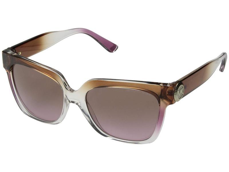 最高の品質 マイケルコース レディース Brown/Pink/Crystal サングラス・アイウェア アクセサリー Ena アクセサリー 0MK2054 55mm Brown 0MK2054/Pink/Crystal, ニシノオモテシ:196c1672 --- pangulfvalves.com