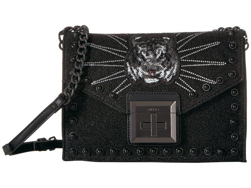 アルド レディース ハンドバッグ バッグ Belleville Black Leather