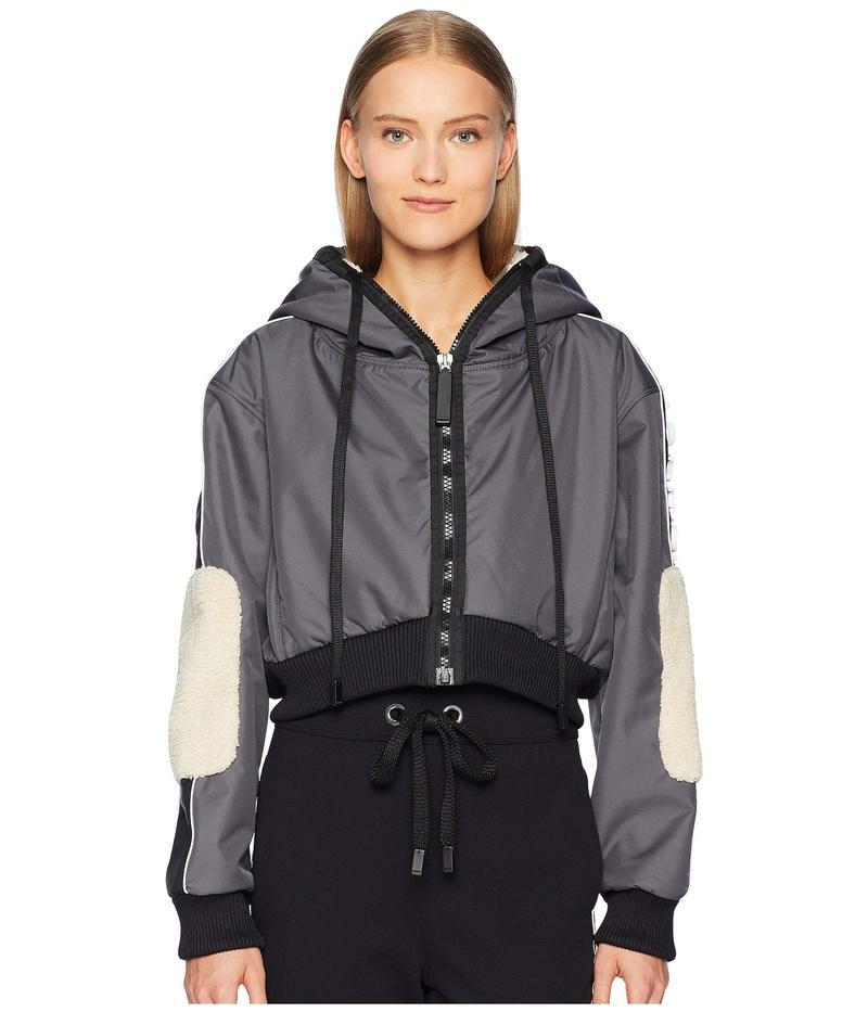 ノーカオイ レディース コート アウター Lauoho Cropped Jacket Multicolor/Grey/Black