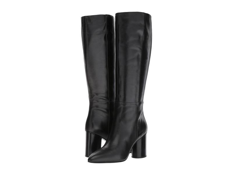 ナインウェスト レディース ブーツ・レインブーツ シューズ Christie Black Leather