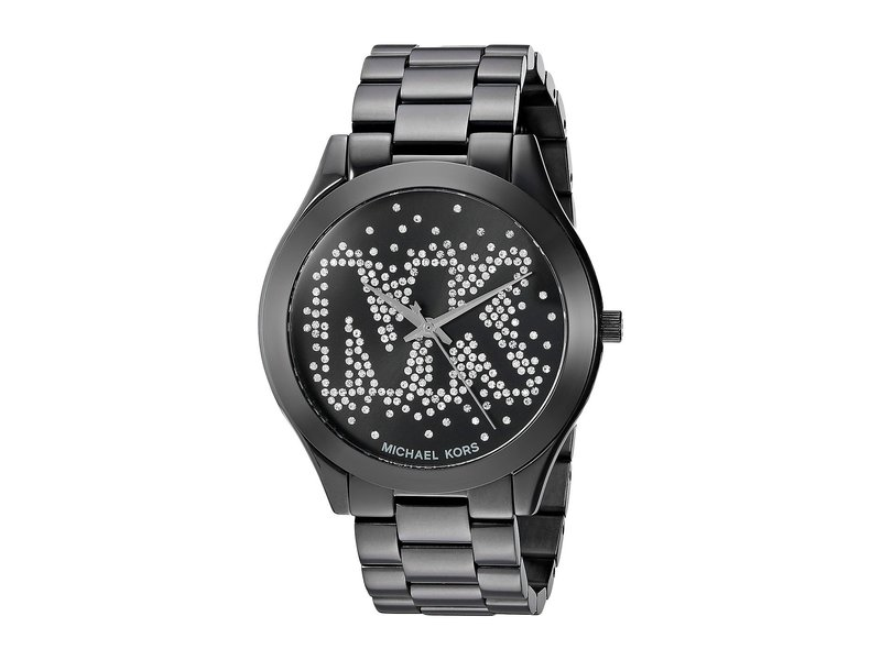 10d407b2bca5 Slim Runway Black マイケルコース レディース 腕時計 アクセサリー MK3589 UNDER ARMOUR - ドクターマーチン  新着