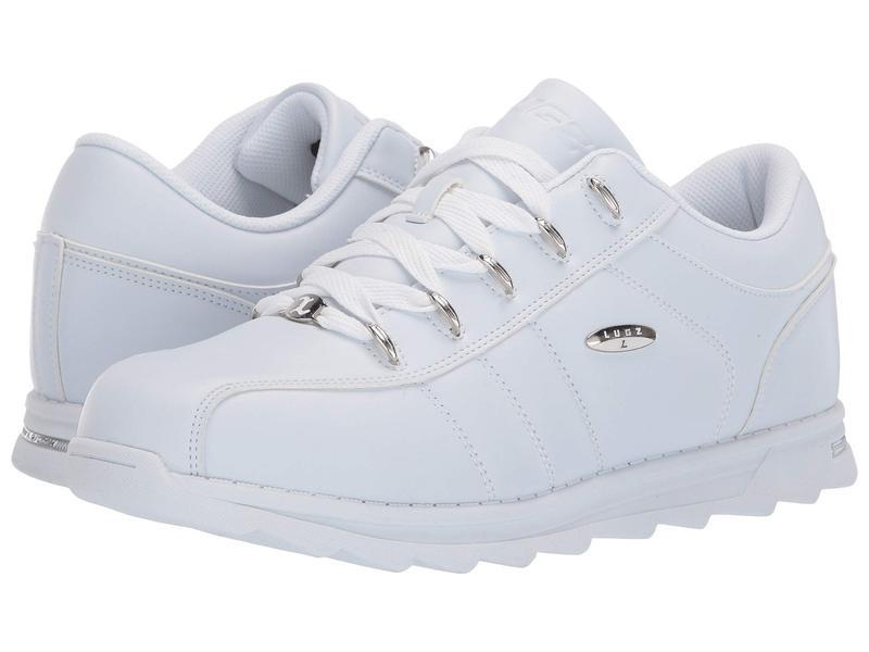 ラグズ メンズ スニーカー シューズ Charger II White
