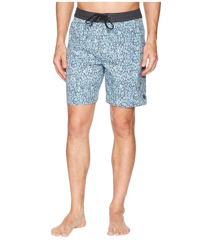 リップカール メンズ ハーフパンツ・ショーツ 水着 Bocas Layday Boardshorts Charcoal