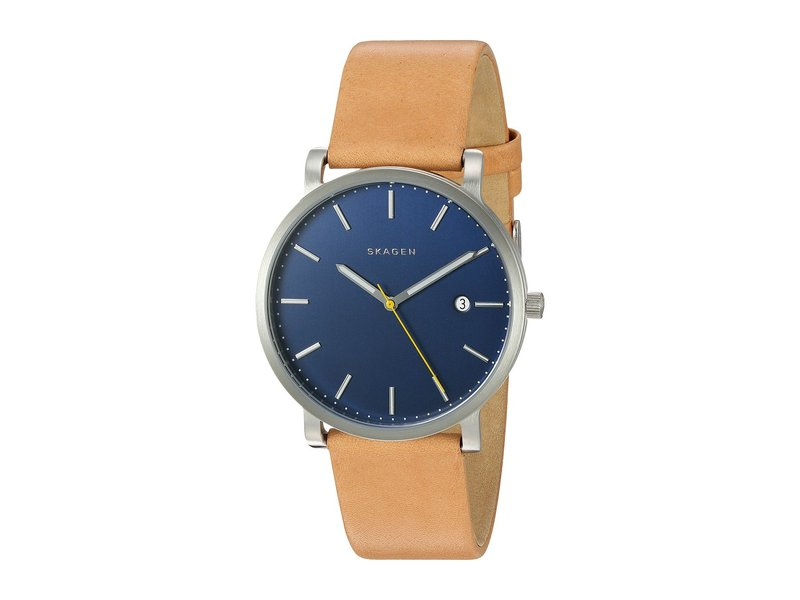 スカーゲン メンズ 腕時計 アクセサリー Hagen SKW6279 Brown