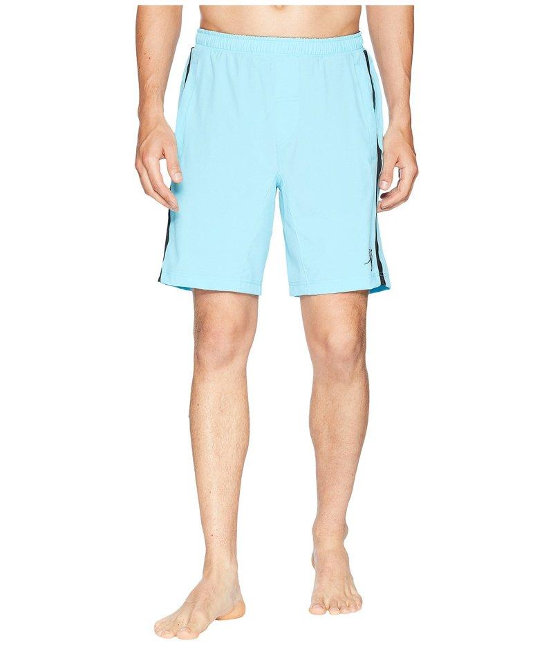 トゥーオンザノーズ メンズ ハーフパンツ・ショーツ 水着 Jaws Volley Trainer Shorts Blue