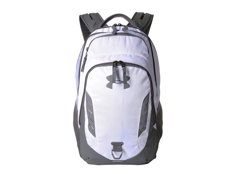 アンダーアーマー メンズ バックパック・リュックサック バッグ Gameday Backpack White/Graphite