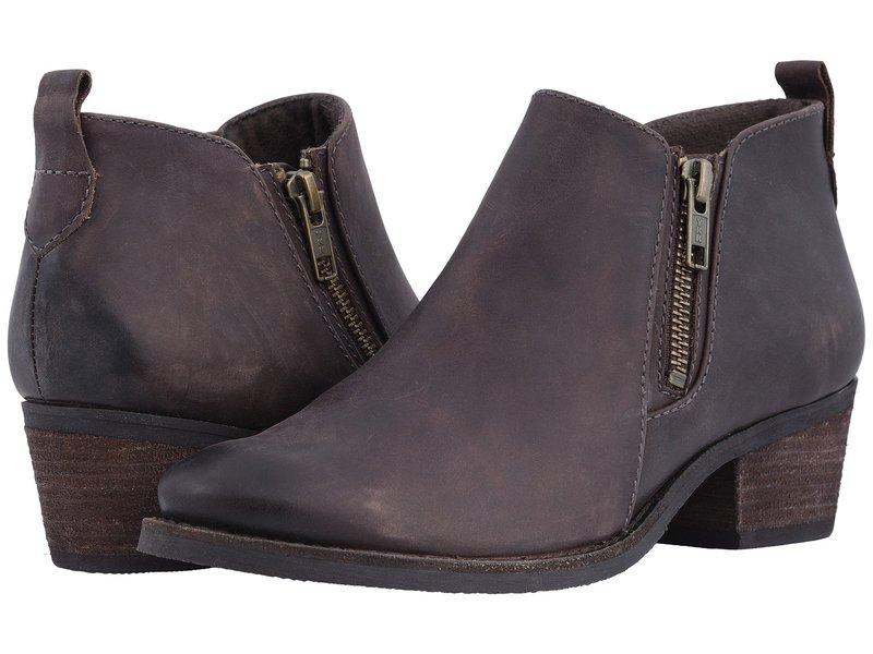 ウォーキング クレイドル レディース ブーツ・レインブーツ シューズ Goodwin Brown Distressed Leather