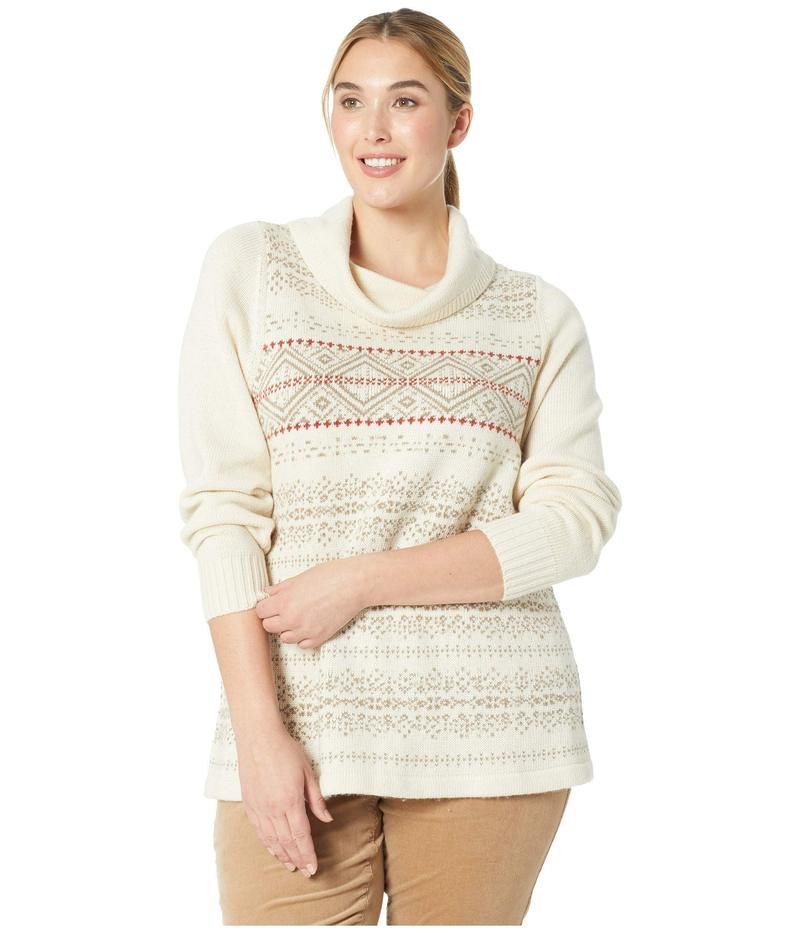アベンチュラ レディース ニット・セーター アウター Plus Size Keelan Sweater Heathered Silver Lining