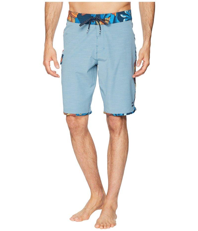 ビラボン メンズ ハーフパンツ・ショーツ 水着 73 X Boardshorts Blue